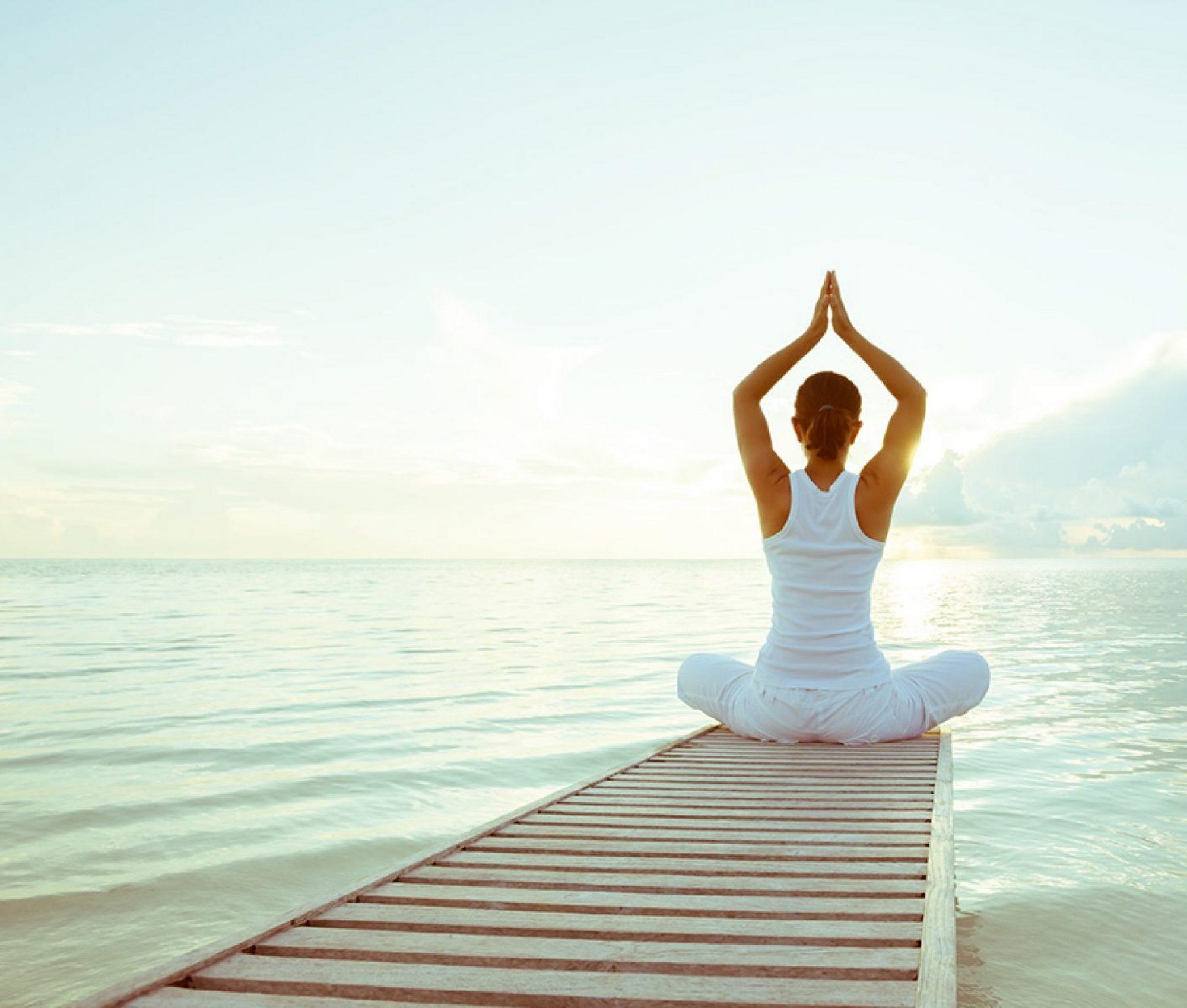 my traditional yoga