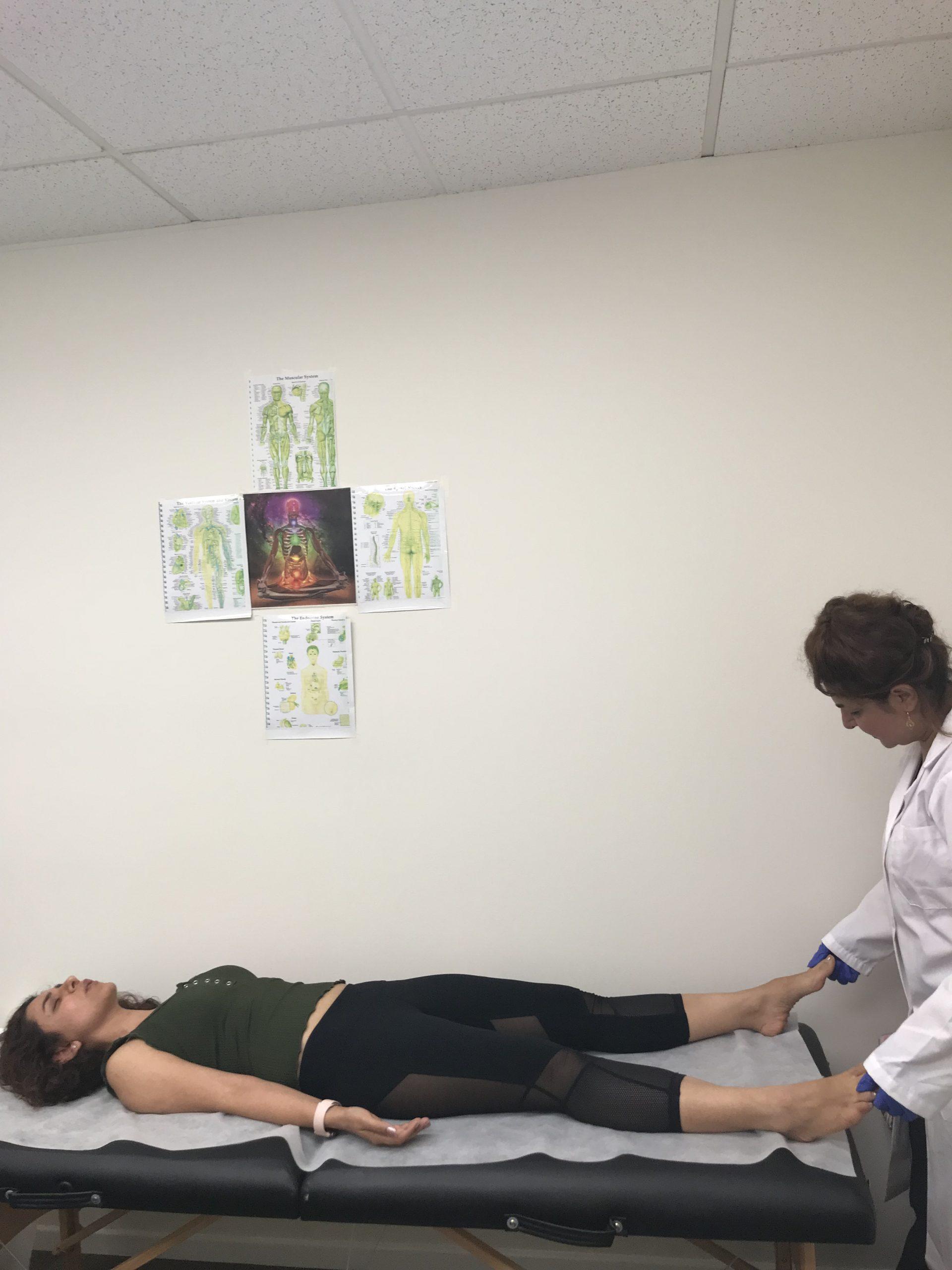 Holistic Health Service – my traditional yoga
