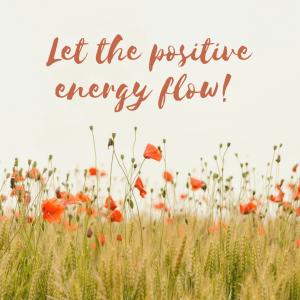 Improve positive energy